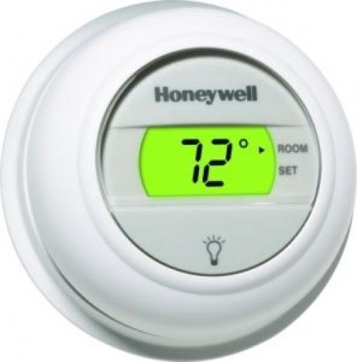 Термостат электронный Honeywell T8775 круглый