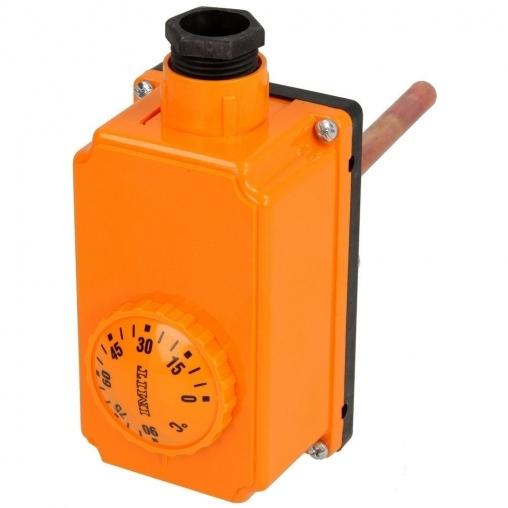 Датчик температуры погружной 0-90С Imersion T/stat 0-90C